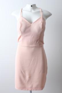 Vestido Rosa Sexy